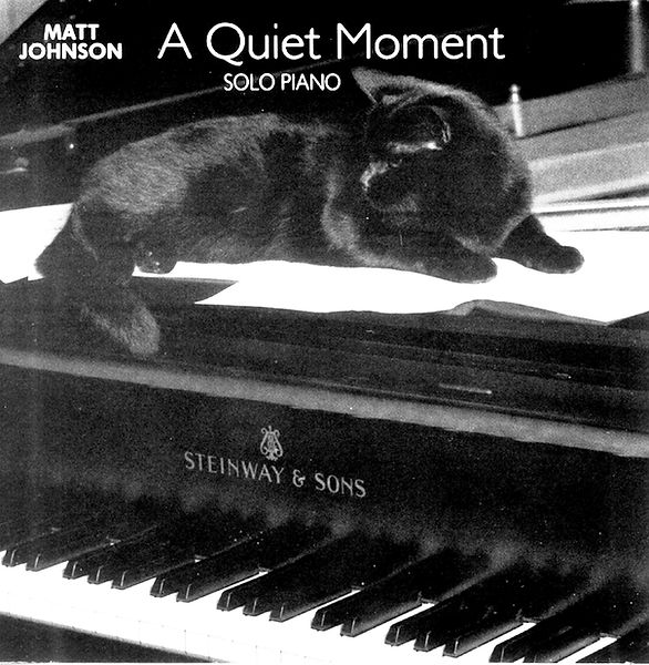 A Quiet Moment - COVER