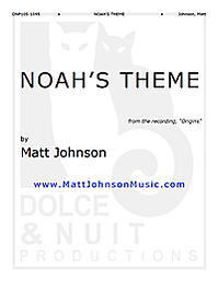 Noah's Theme_Single - SCORE icon