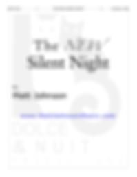The NEW Silent Night-SCORE icon