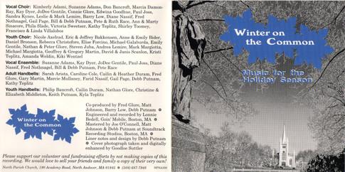 Booklet Front/Back