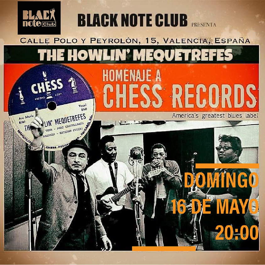 THE HOWLIN' MEQUETREFES