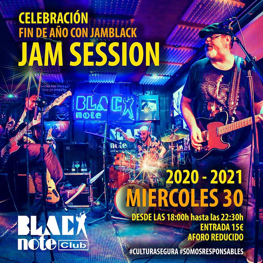 FIN DE AÑO CON JAMBLACK - JAM SESSION