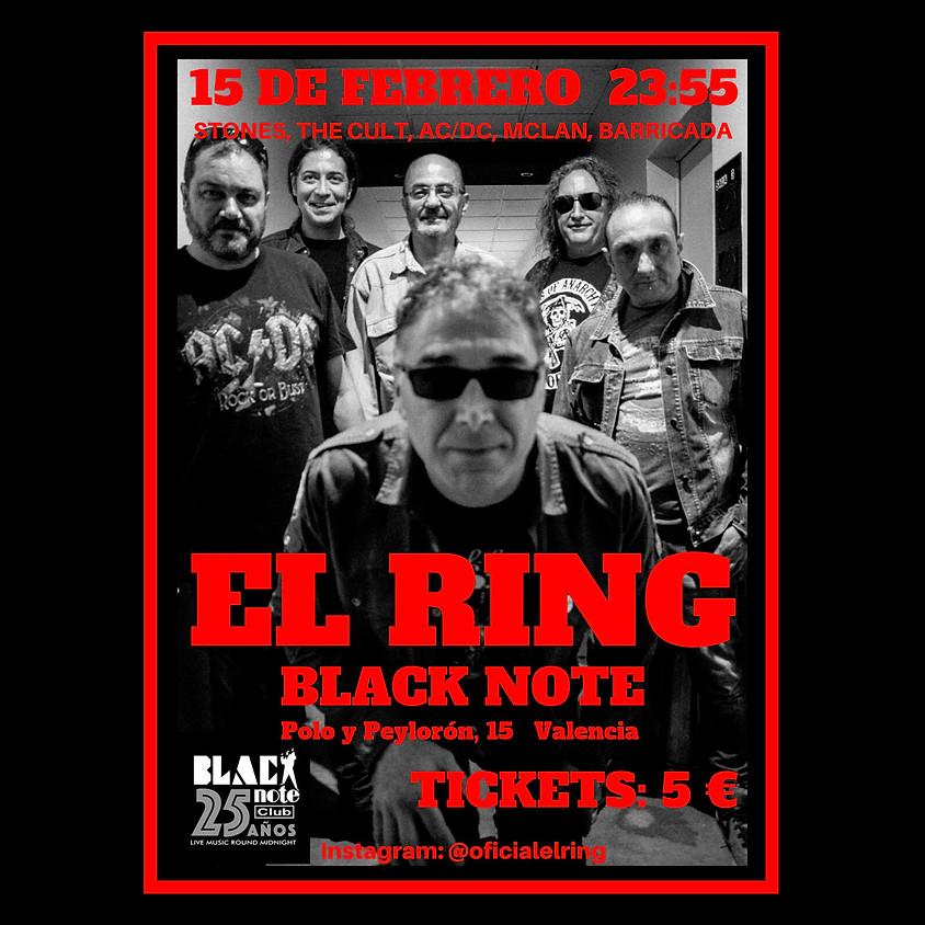 EL RING- CANCELADO