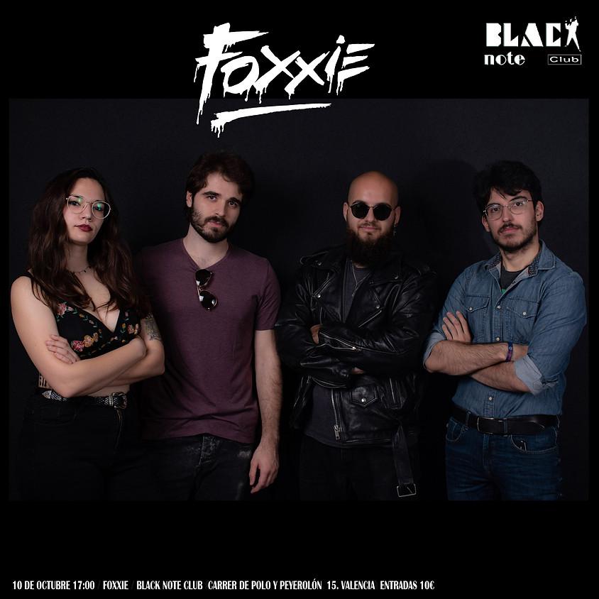 FOXXIE