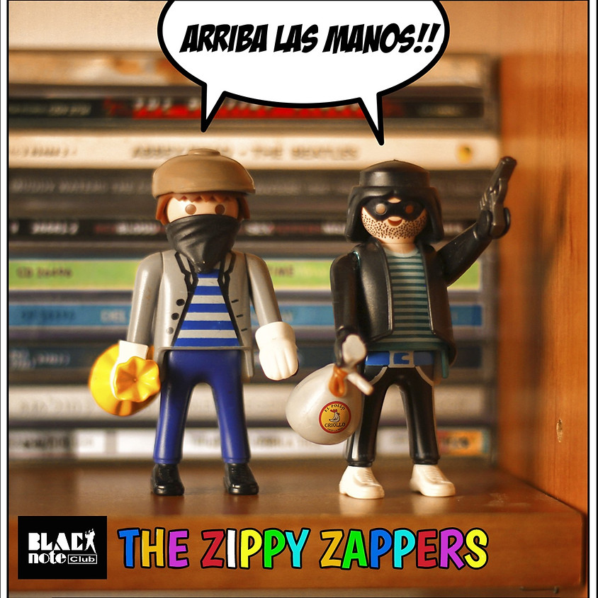 THE ZIPPY ZAPPERS