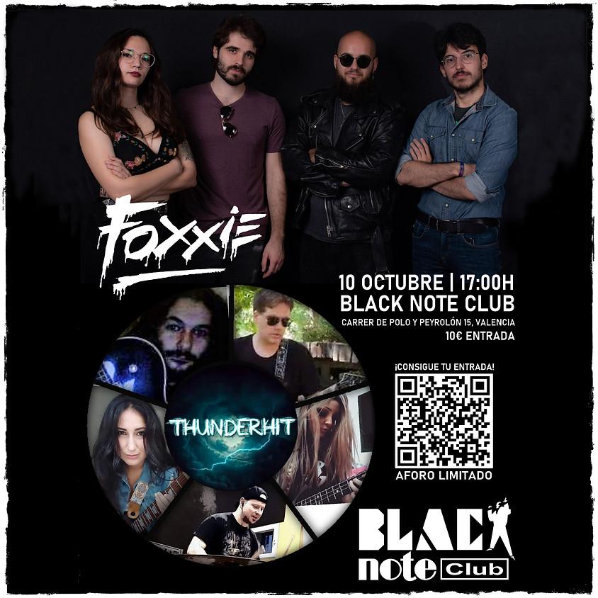 FOXXIE + THUNDERHIT