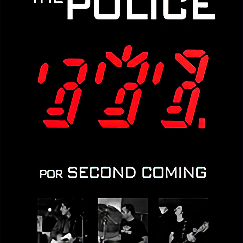 SECOND COMING - Tributo a THE POLICE