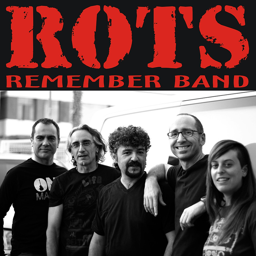 ROTS REMEMBER BAND