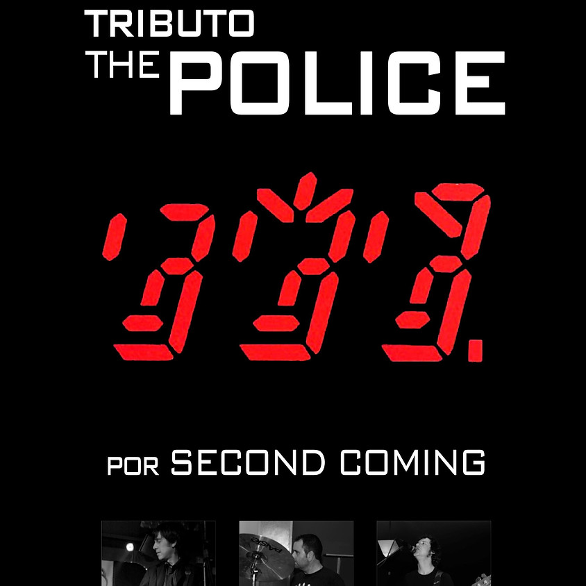 SECOND COMING The Police