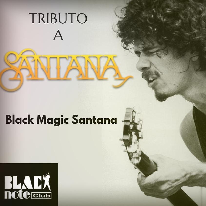 BLACK MAGIC SANTANA