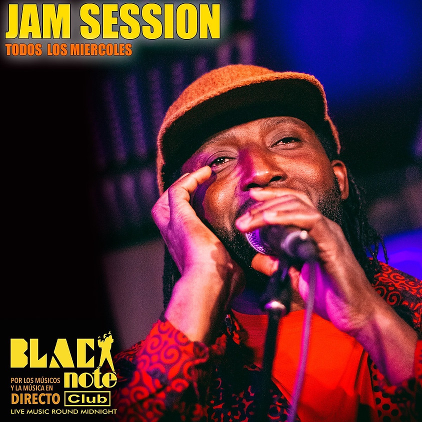 JAMBLACK - JAM SESSION