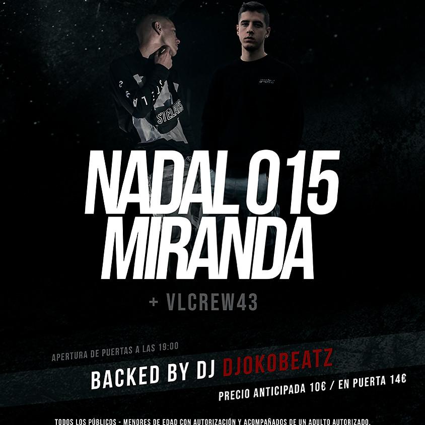 Nadal015 + Miranda