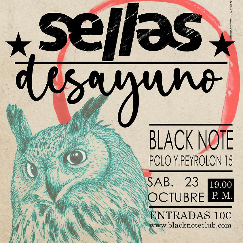SELLAS + DESAYUNO