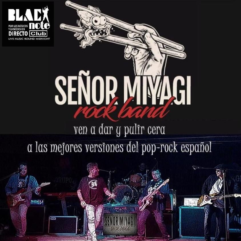 SR MIYAGI ROCK BAND