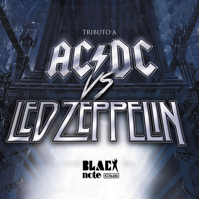 Acdc vs Led Zeppelin (666 ICONS TRIBUTE)
