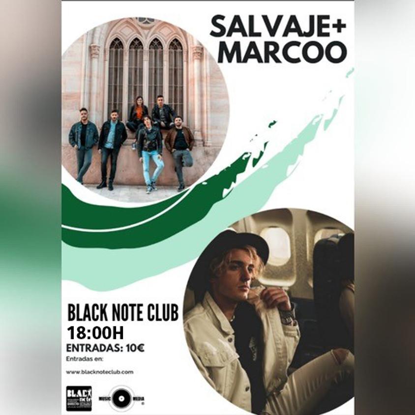 SALVAJE + MARCOO