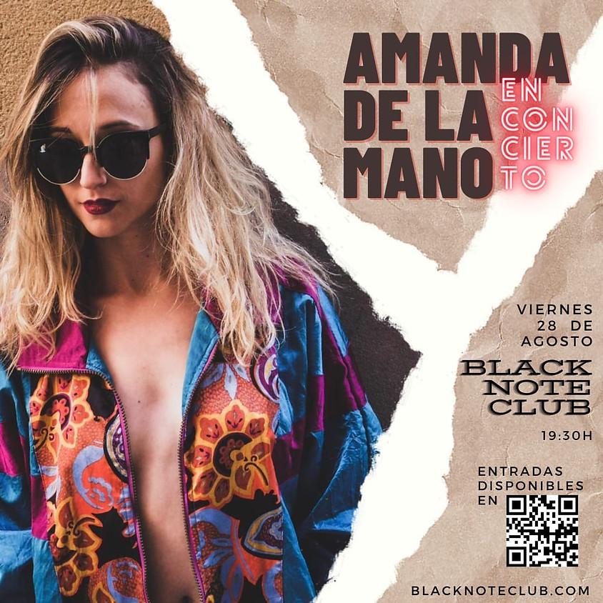AMANDA DE LA MANO GUZMAN