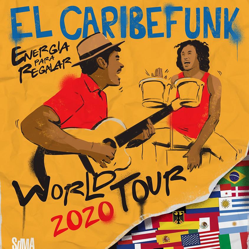 EL CARIBEFUNK -Tour Energía para Regalar