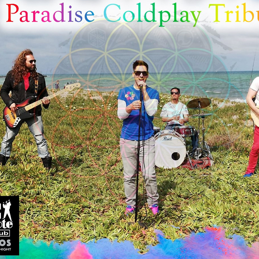 PARADISE - Coldplay Tribute