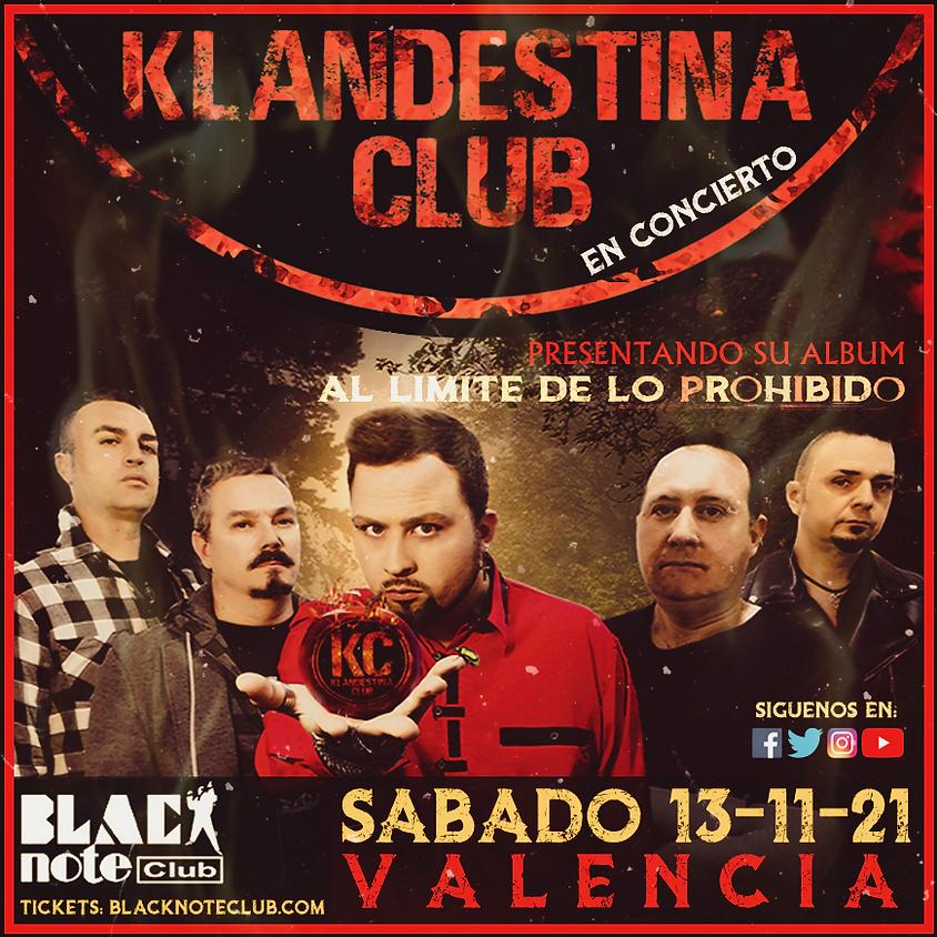 KLANDESTINA CLUB