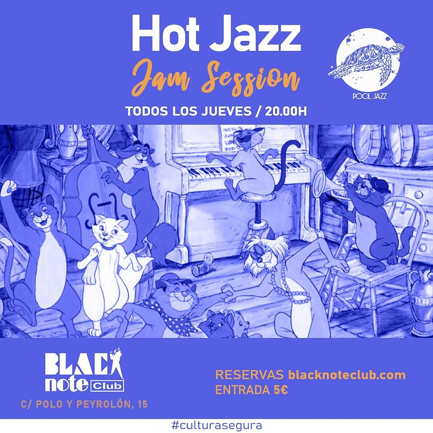 HOT JAZZ JAM SESSION (by Pool Jazz)