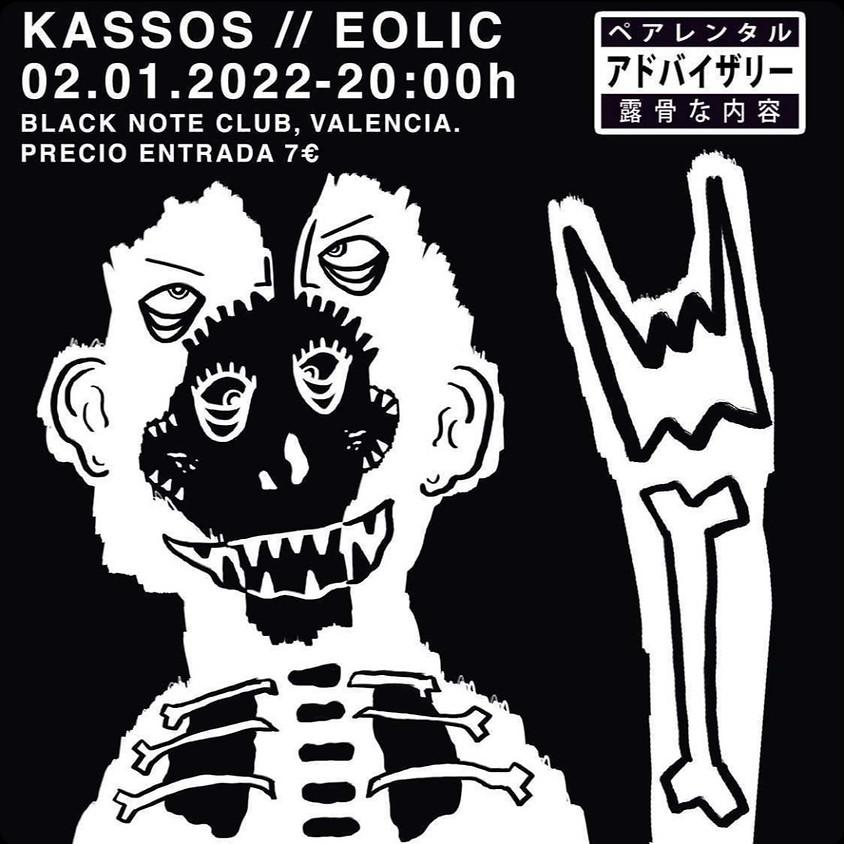 KASSOS + EOLIC
