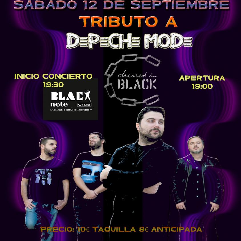 DRESSED IN BLACK tributo DEPECHE MODE