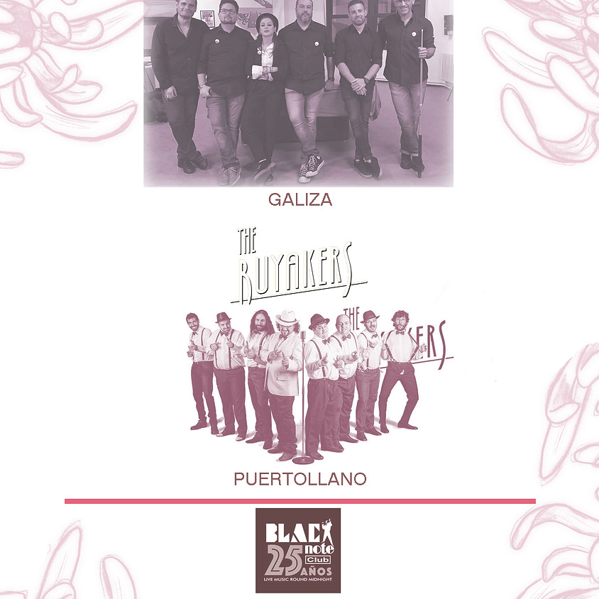 PAULIÑA + THE BUYAKERS