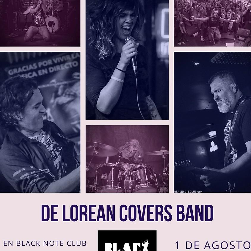 DE LOREAN COVERS BAND