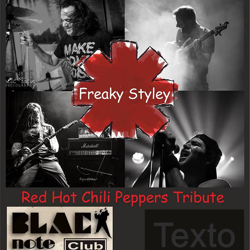 Freaky Styley (Tributo a Red Hot Chili Peppers)