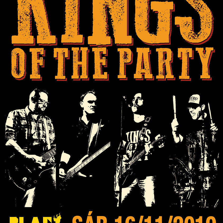 KINGS OF THE PARTY