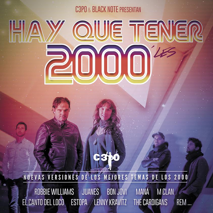 HAY QUE TENER 2000Les - C3PO