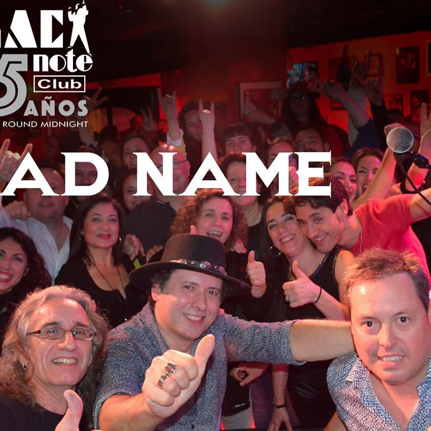 BAD NAME - Bon Jovi Covers Band