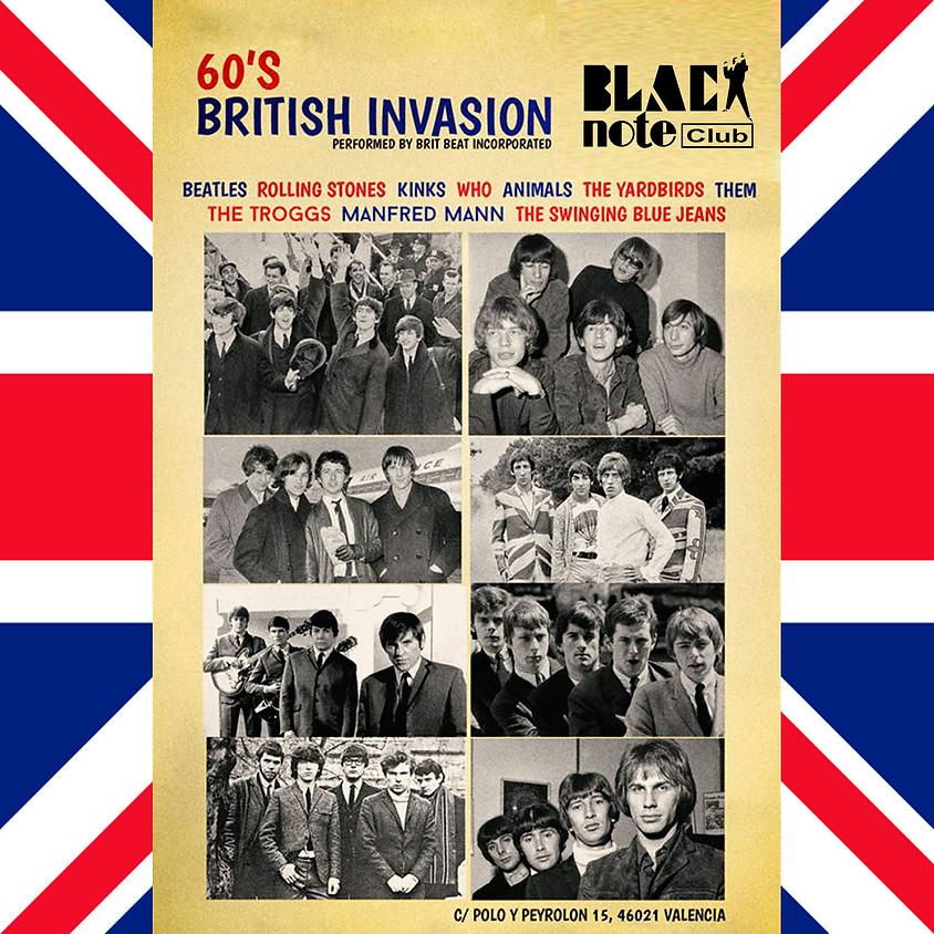 60´s BRITISH INVASION by Brit Beat Incorporated