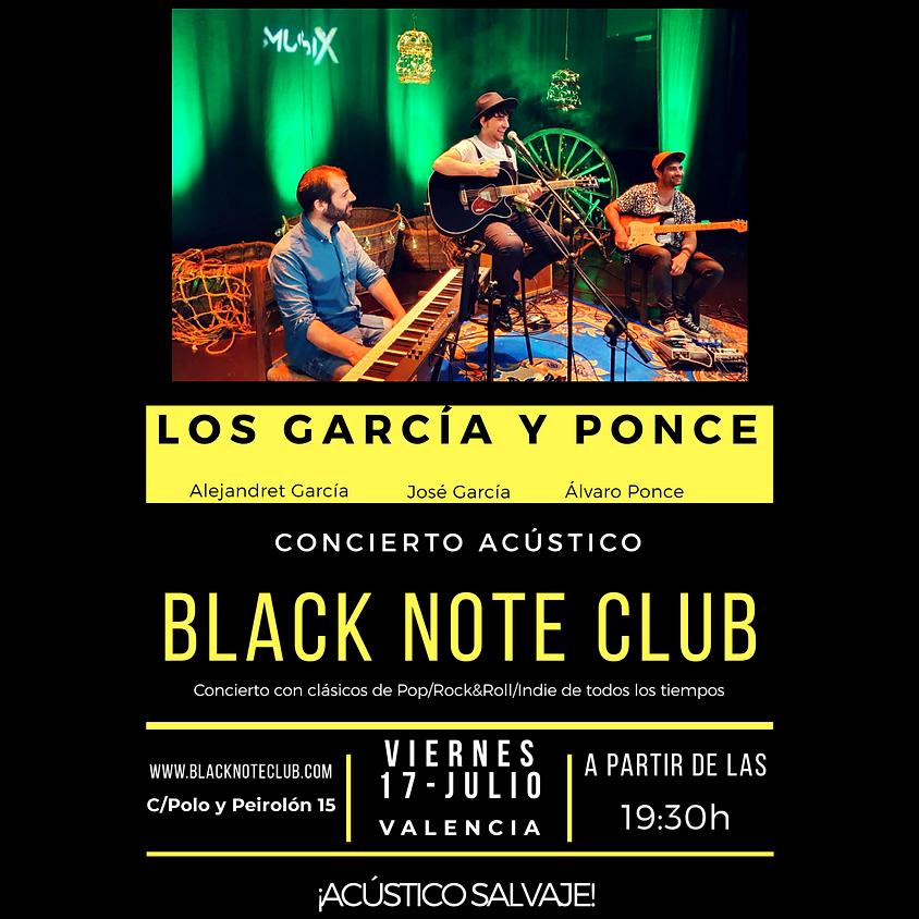 LOS GARCÍA Y PONCE