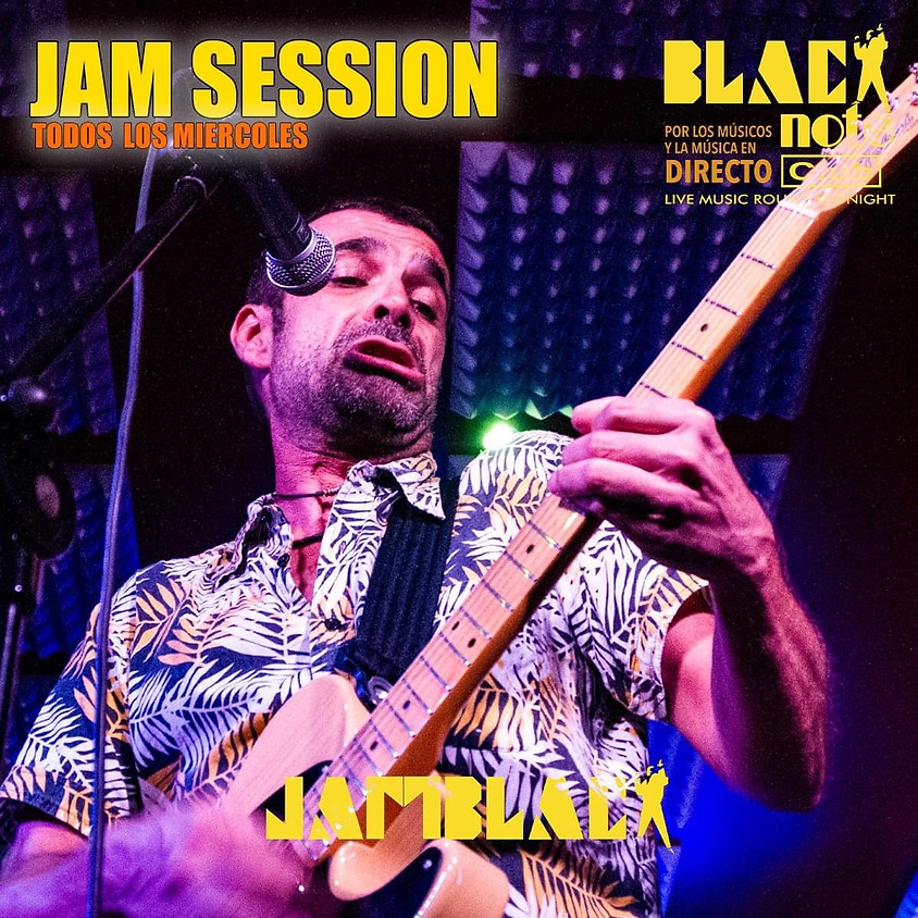JAMBLACK - All Styles Welcome Jam Session