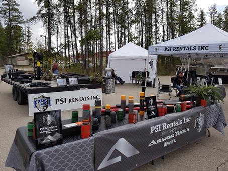 Peace Region Petroleum Show 2017 Grande Prairie, AB.      Booth #4225