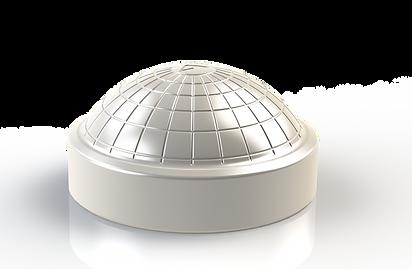 27 - Series Disc - Transparent - Ceramic