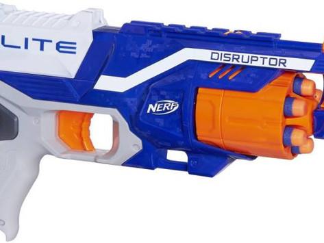 Best Nerf Gun for Indoor Game Play