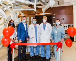 Piedmont Medical Center launches new Biplane Neurological Suite