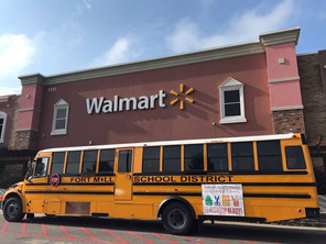 Stuff the Bus! Help collect school supplies for Fort Mill students in need