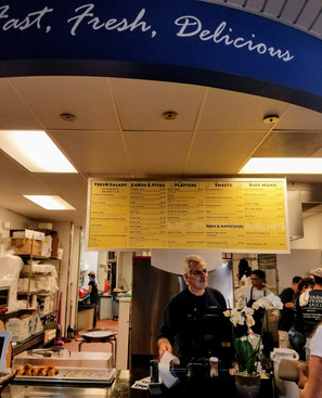 Fort Mill's Newest Greek Eatery