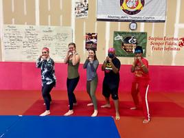 Ladies Self Defense Class