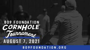 809 Foundation Cornhole Tournament at the Main Street Jam