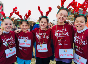 PMC presents Virtual Reindeer Romp 5K