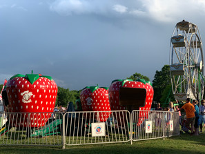 Strawberry Festival on May 2, One Day Only This Year