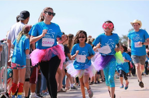 Help change lives and become a Girls on the Run Coach for the fall 2021 season