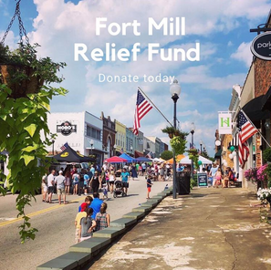 Fort Mill Relief Fund raised $4,500 for local businesses and organizations