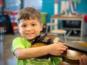 Violin Classes: Open House Aug 28!