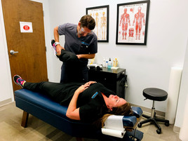 Celanese Chiropractic Health & Performance offers a holistic approach to your health goals